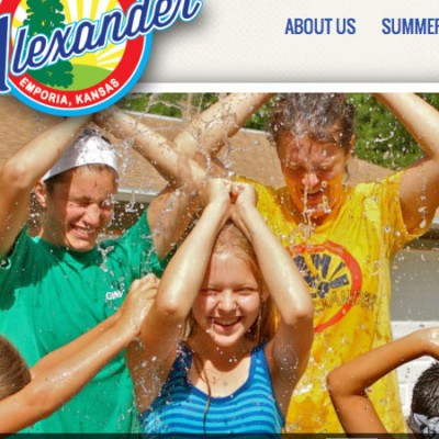Camp Alexander Website