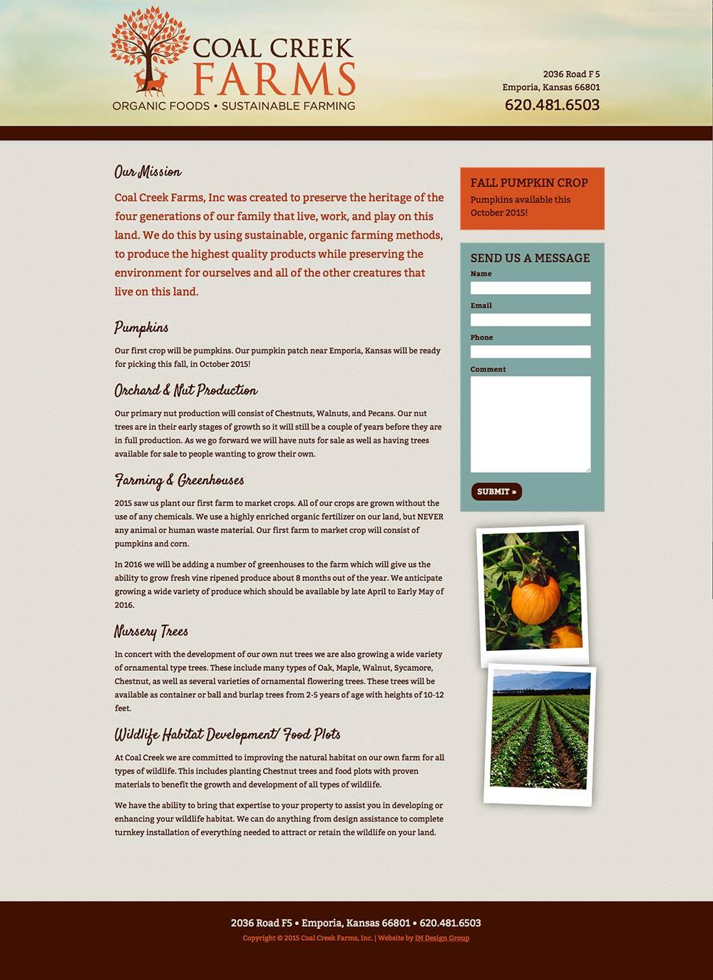 coal-creek-farms-website