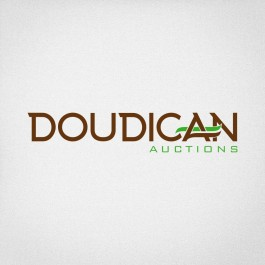 Doudican Auctions Logo