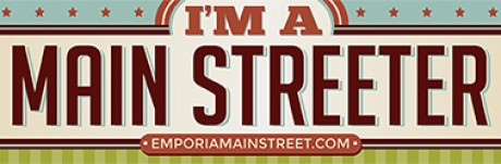 Main Streeter Sticker