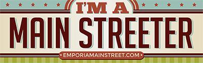 Main Streeter Sticker