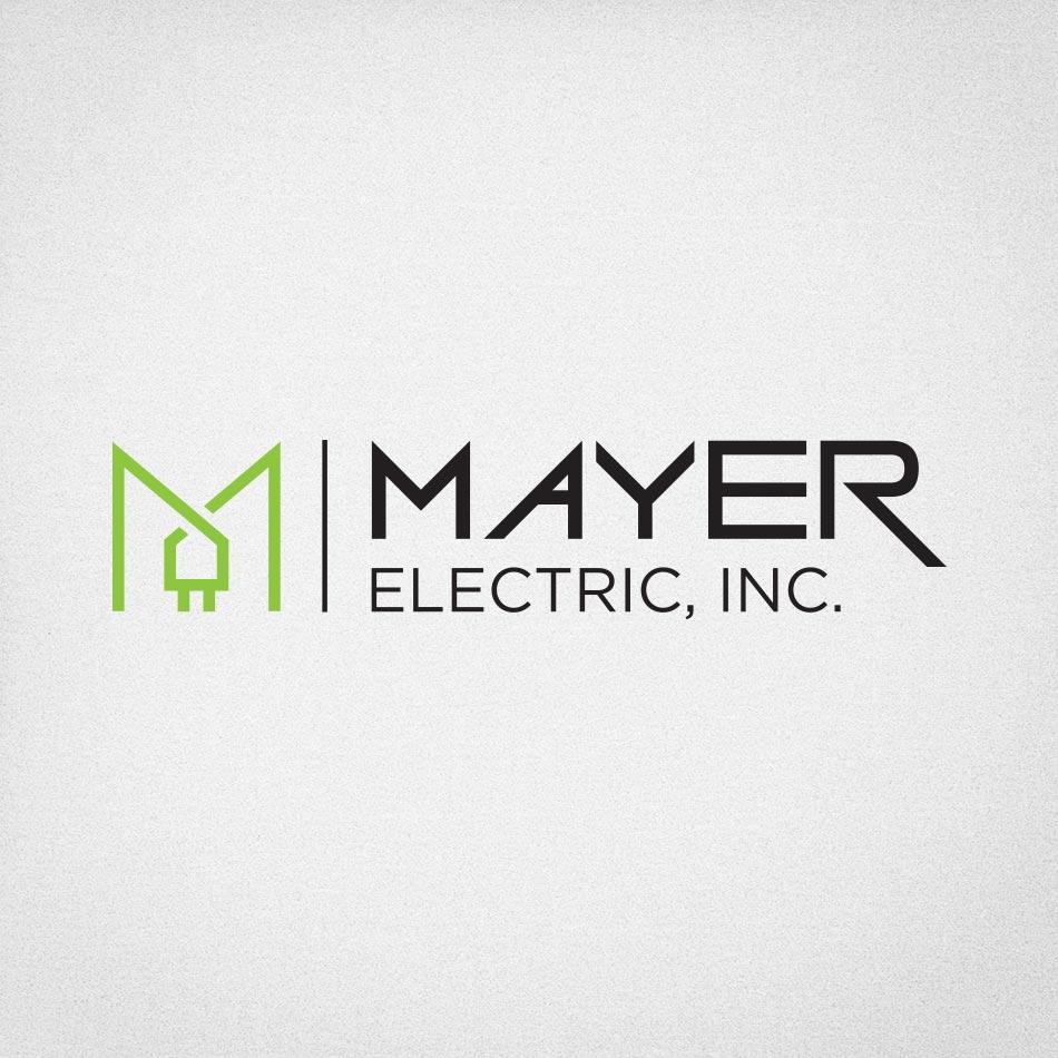 Mayer Electric Logo | IM Design Group