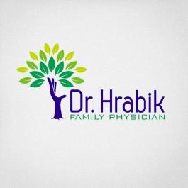 Dr. Hrabik Logo