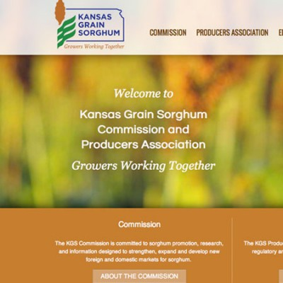 Kansas Grain Sorghum Website