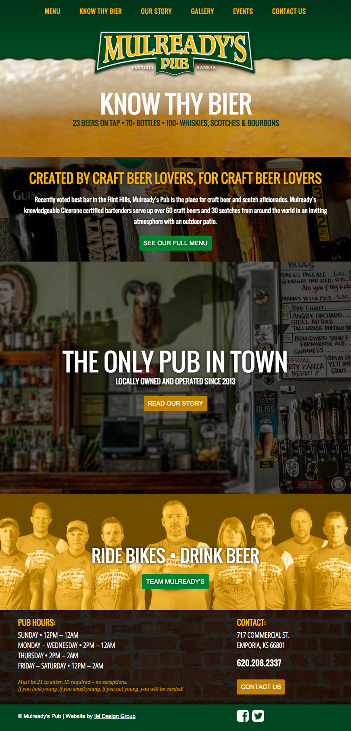 mulreadys-pub-website