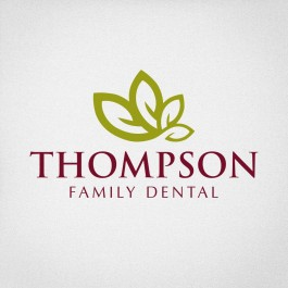 Thompson Family Dental Logo