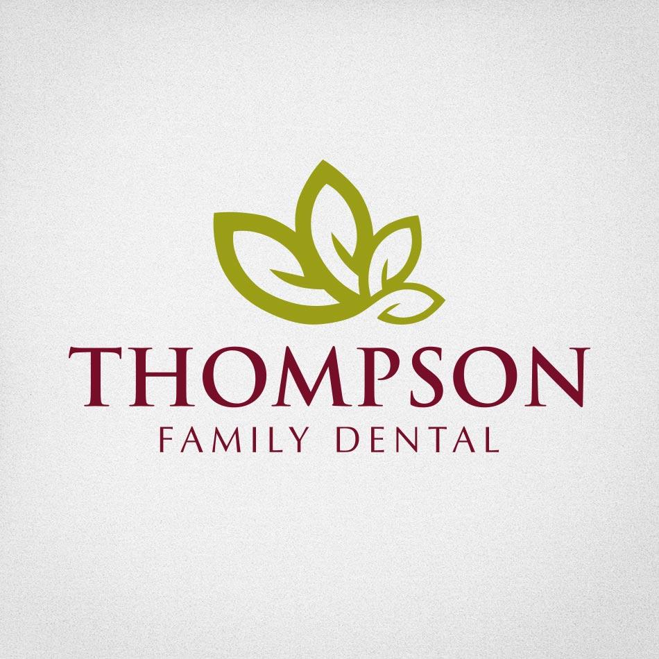 thompson-family-dental-logo